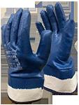 Перчатки х/б с покрытием, кевларовые
